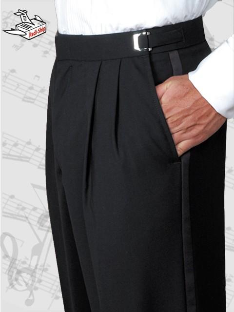 Adjustable Tuxedo Trousers