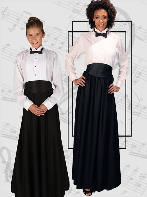 Symphony Concert Skirt