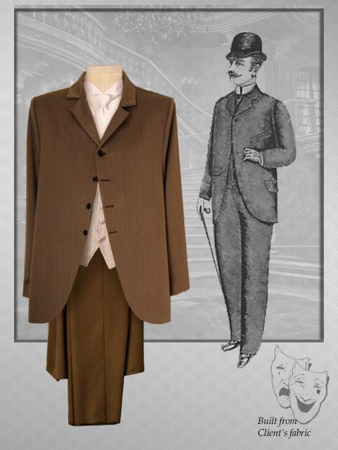 Brown Men Shoes For Suit