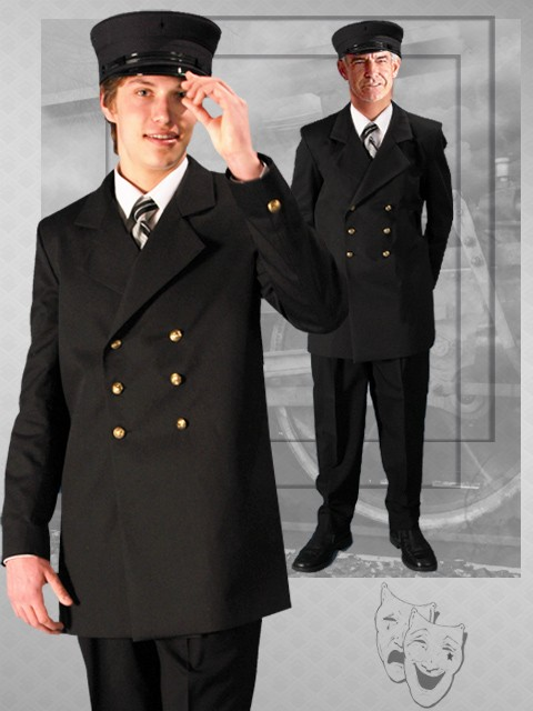 conductor tunic